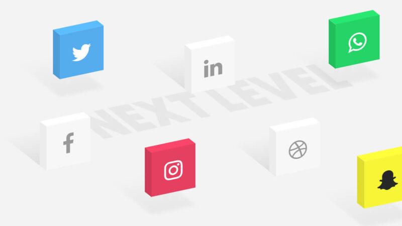 Cases de redes sociales