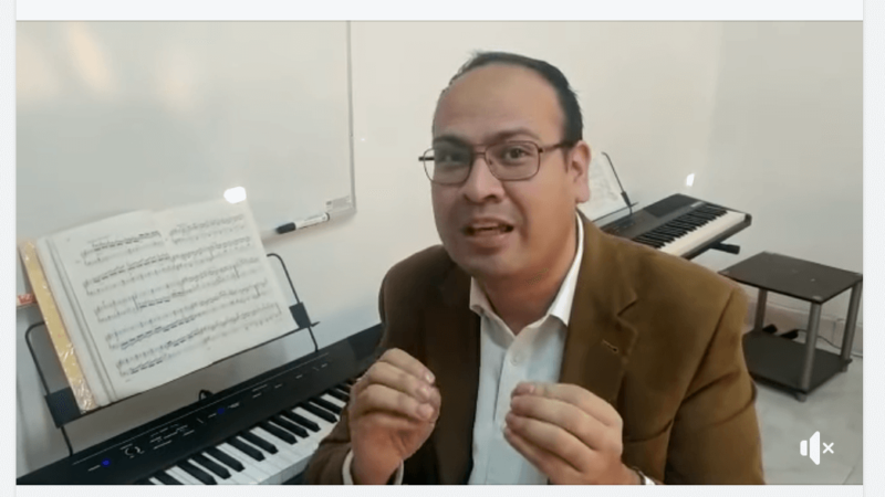 Academia de piano Ángeles Moisés